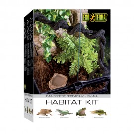 Exo-Terra Habitat Kit Bosque