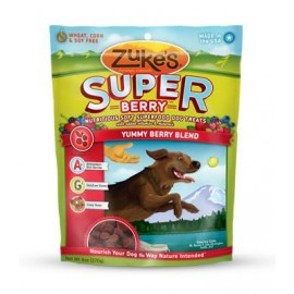 Supers: Yummy Berries