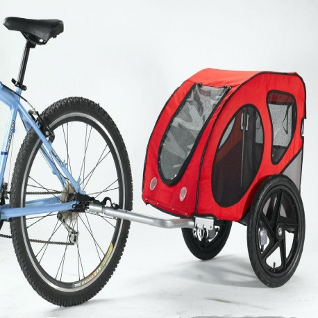 Remolque Kasko Bicycle Pet Trailer - Envío Gratuito