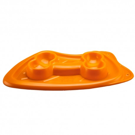 TG Bowl Hueso Tangerine - Envío Gratuito