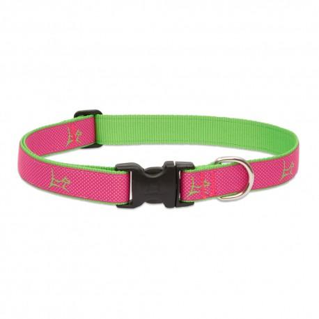 """Collar 1"""" Bermuda Pink - Envío Gratuito"""