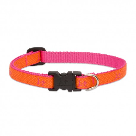 "Collar 1/2"" Sunset Orange - Envío Gratuito"