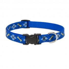 """Collar 3/4"""" Dapper Dog"""