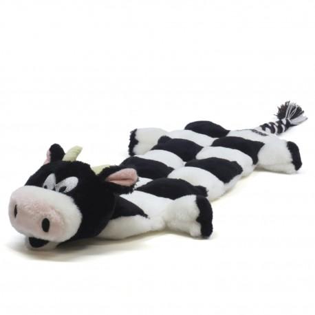 Squeaker Mat Long Body - Cow - Envío Gratuito