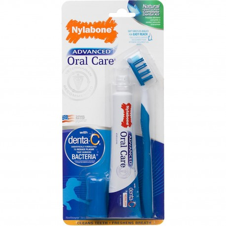 Kit Dental Adulto con Dedal - Envío Gratuito