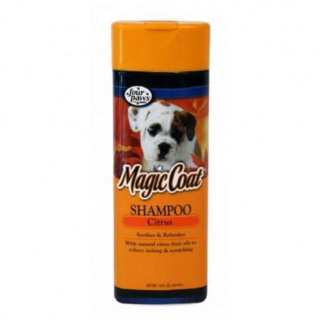 Shampoo Natures Organic Citrus - Envío Gratuito