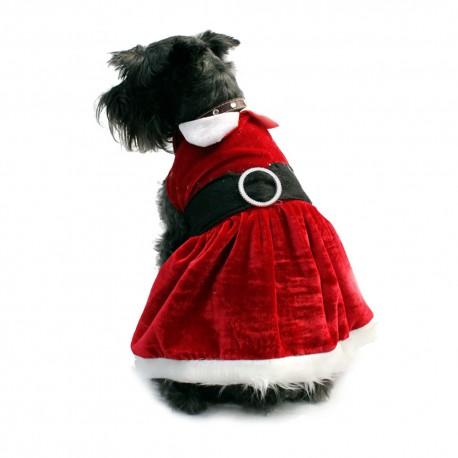 Vestido Sra. Claus - Envío Gratuito