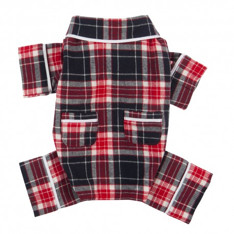 Pijama a Cuadros - Envío Gratuito