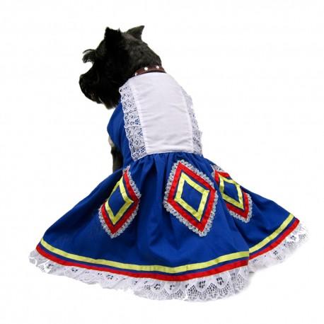 Vestido Jalisco - Envío Gratuito