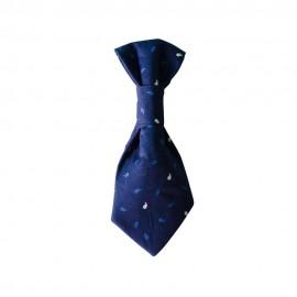 Corbata Clyde-Blue