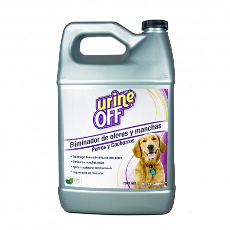 Urine Off Dog & Puppy Fórmula - Envío Gratuito