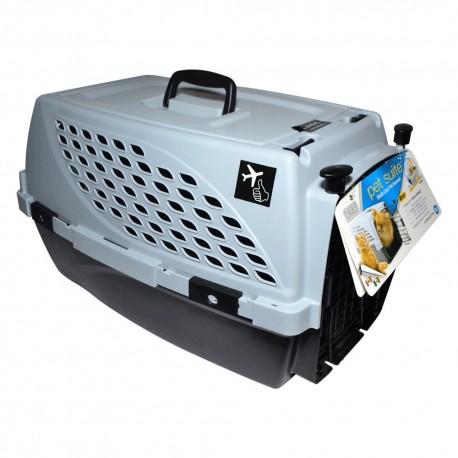 Transportadora Pet Suite Doble Puerta - Envío Gratuito