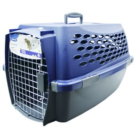 Transportadora Vari Kennel Azul 24""