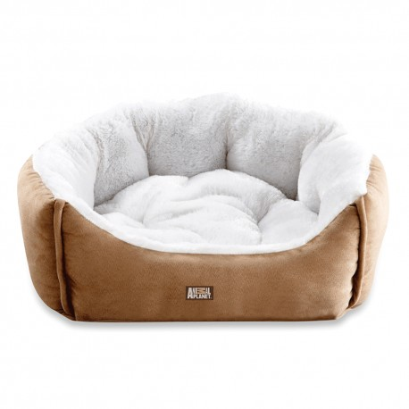 Small Ultra Suede Pet Bed - Envío Gratuito
