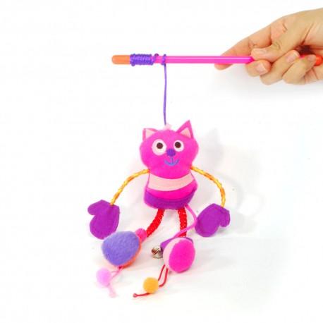 Mouse/Cat Dangler - Envío Gratuito