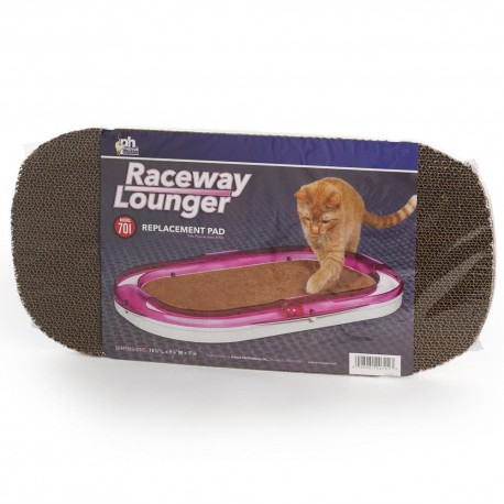 Raceway Lounger Replacement Pad Scratcher - Envío Gratuito