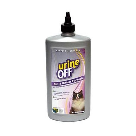 Urine Off Cat & Kitten 16 oz - Envío Gratuito