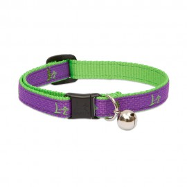 "Collar con Cascabel 1/2"" Hampton Purple"