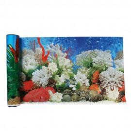 Respaldo Decorativo: Coral