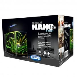 Acuario Nano Bullet - Envío Gratuito
