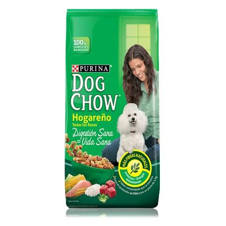 Dog Chow Hogareño 10 kg - Envío Gratuito