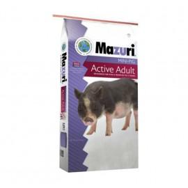 Mazuri Mini Pig Active - Envío Gratuito