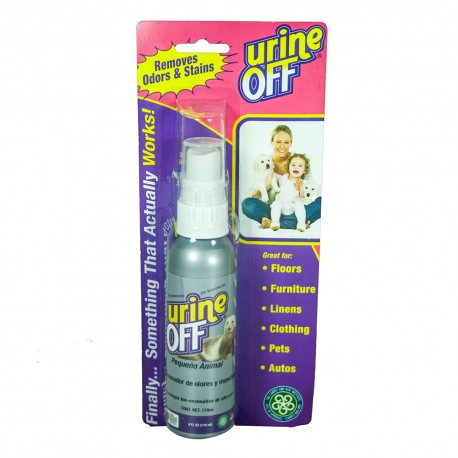 Urine Off Pequeños Animales Spray - Envío Gratuito