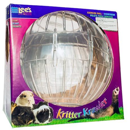 Esfera para Hamsters Transparente - XG - Envío Gratuito