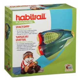 Habitrail Playground Nave Espacial