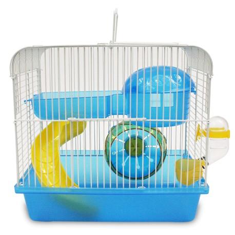 Jaula San Francisco II-R Para Hamster - Envío Gratuito