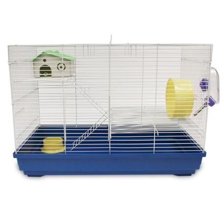 Jaula Tuxon II Para Hamster - Envío Gratuito