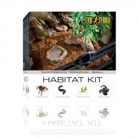 Exo-Terra: Kit Habitat Invertebrados
