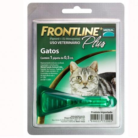 Frontline Plus Gatos - Envío Gratuito
