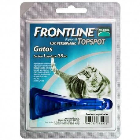 Frontline Top Spot Gatos - Envío Gratuito