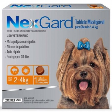 Nexgard - Envío Gratuito
