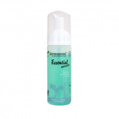 Dermoscent Essential Mousse Cat - Envío Gratuito