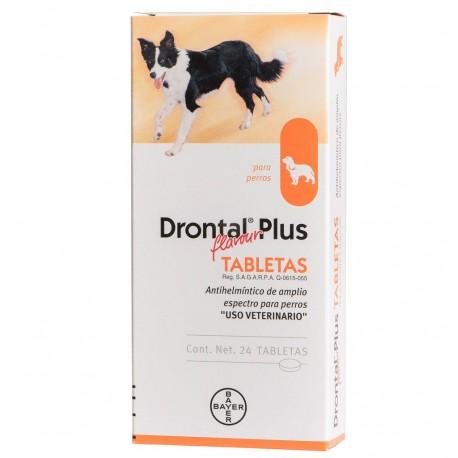Drontal Plus Flavour - Envío Gratuito
