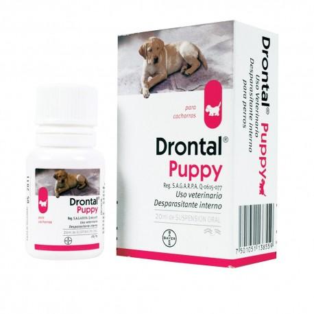 Drontal Puppy - Envío Gratuito
