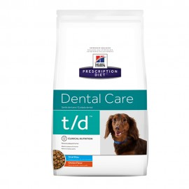 Dental t/d Small Bites - Envío Gratuito